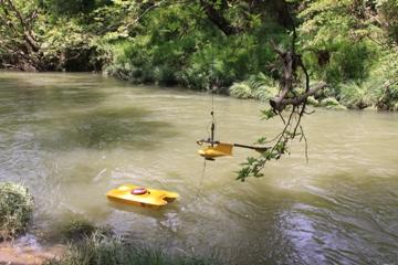 Water flow & discharge